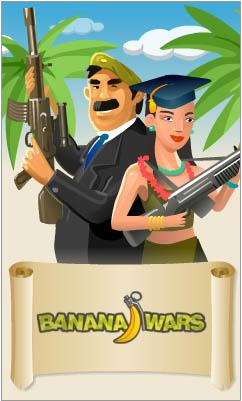 BananaWars онлайн игра