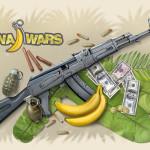 Banana Wars - Банановые войны - отличный способ скоротать время.