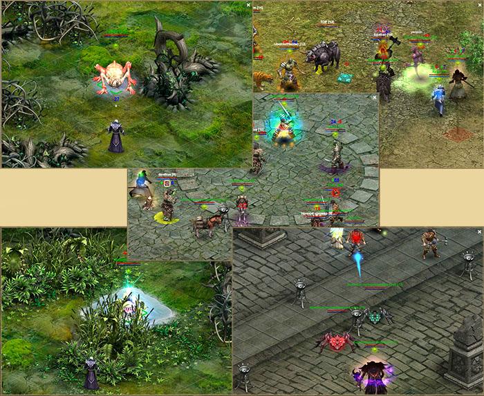 Раздор онлайн игра Razdor-online-game-Fight