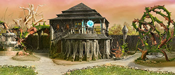 Razdor-online-game-elf-village