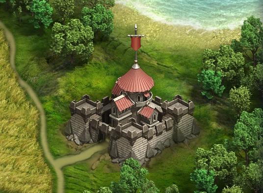 Раздор онлайн игра Razdor-online-game-guild-castle