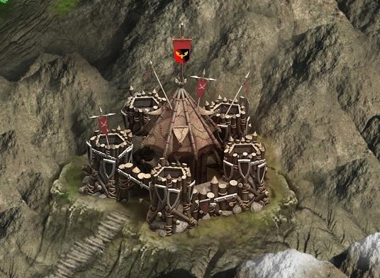 Раздор онлайн игра Razdor-online-game-guild-castle1