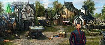 Раздор онлайн игра people-village